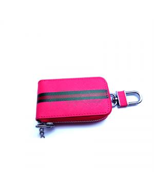 Designer Key Case (Pink)