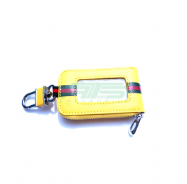 Designer Key Case (Yellow)