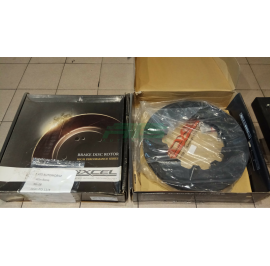 A Pair Dixcel Front Brake Disc Rotor FS 380mm GTR R35