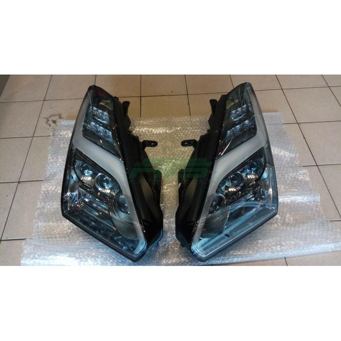 Facelift GTR R35 Head Lamp Light Headlight LED