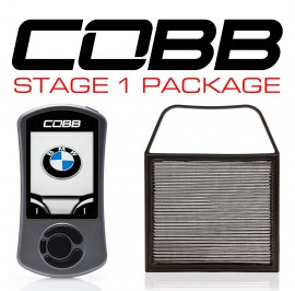 COBB Tuning BMW N54 Stage 1 Power Package W/V3