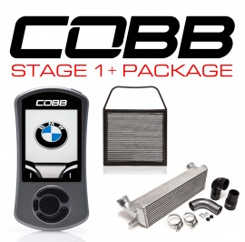 COBB Tuning BMW N54 Stage 1+ Power Package W/V3