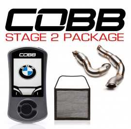 COBB Tuning BMW N54 Stage 2 Power Package W/V3