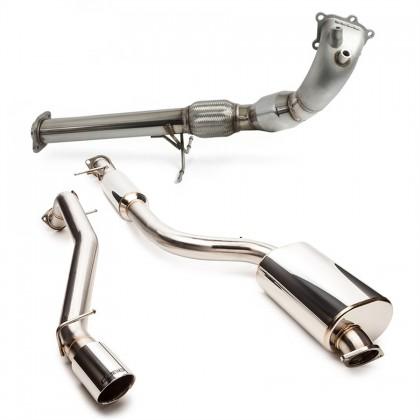 "COBB Tuning Mazdaspeed3 Gen1 SS 3"" Turboback Exhaust"