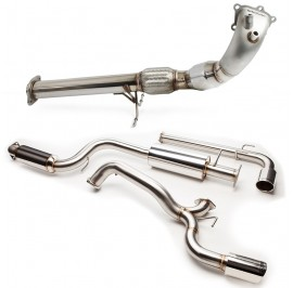 "COBB Tuning Mazdaspeed3 Gen2 SS 3"" Turboback Exhaust"