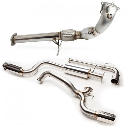 "COBB Tuning Mazdaspeed3 Gen2 SS 3"" Turboback Exhaust"