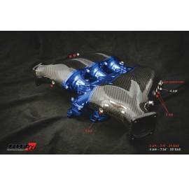 Alpha Performance GT-R R35 Carbon Fiber Intake Manifold