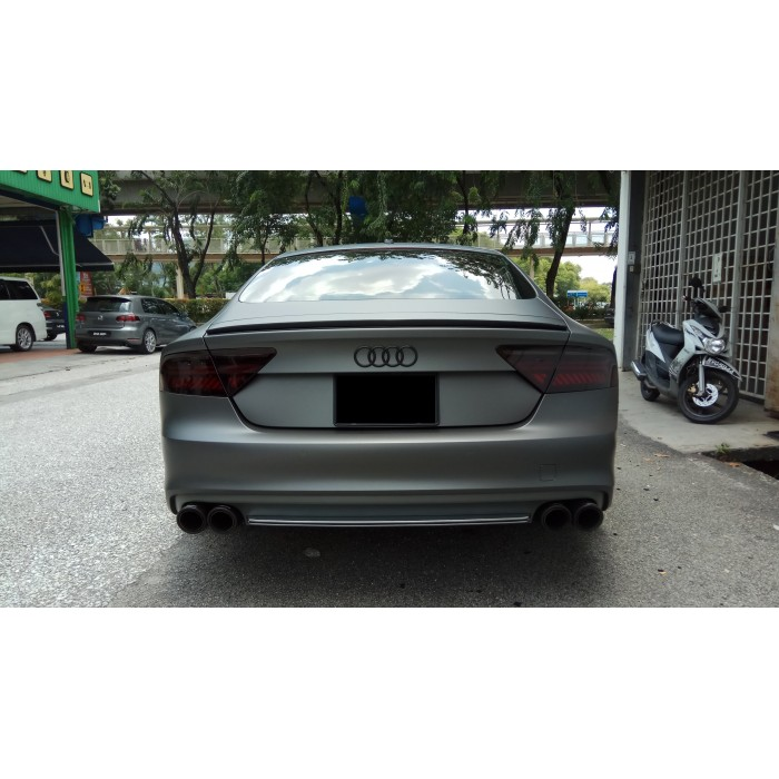 2012 Audi A7 S-LINE 3.0 (A) Black Edition RS7