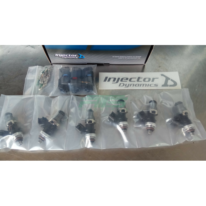 Injector Dynamics ID1050 Injectors for Nissan GTR R35