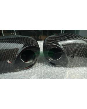 Side Mirror Carbon Fibre Nissan GTR R35
