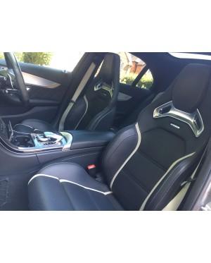 2015 Mercedes Benz C63 S AMG 4.0L V8 (A) UK SPEC