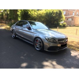 2015 Mercedes Benz C63 S AMG 4.0L V8 (A) UK SPEC