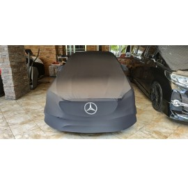Ultimate Premium Velvet Satin Stretch Dust-Free Car Cover Mercedes Benz CLA Class
