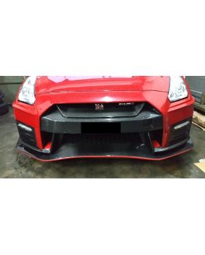 2017 NISMO Carbon Fiber Front Bumper Nissan GTR R35 GTR35