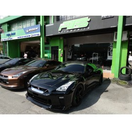 Bodykit Conversion Facelift 2017 Nissan GTR R35