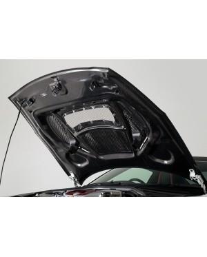 VARIS Magnum Opus Front Bonnet Hood Carbon Fiber Nissan GTR R35 2017 ++