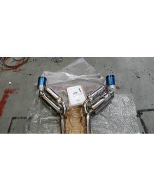 HKS HP (Titan) Full Dual Mufler Nissan Fairlady Z