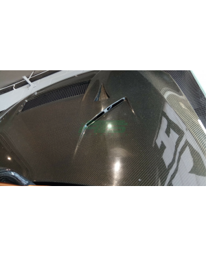 VARIS Carbon Fiber Front Bonnet Hood Nissan GTR R35