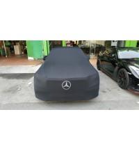 Ultimate Premium Velvet Satin Stretch Dust-Free Car Cover Mercedes C Class C63S W205 2