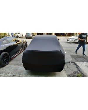 Ultimate Premium Velvet Satin Stretch Dust-Free Car Cover Mercedes C Class C63S W205 2