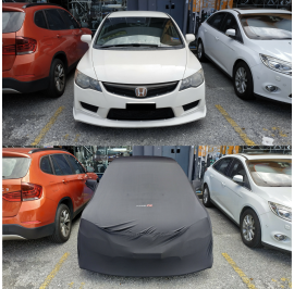 Ultimate Premium Velvet Satin Stretch Car Cover Honda Civic FD2R TYPE-R