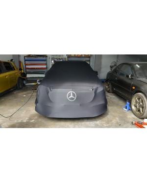 Ultimate Premium Velvet Satin Stretch Car Cover Mercedes A45 A CLASS