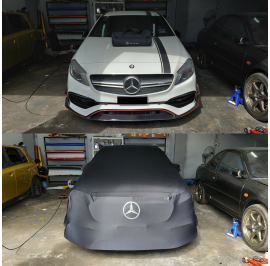 Ultimate Premium Velvet Satin Stretch Car Cover Mercedes A45 A CLASS