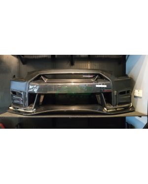 Nissan GTR R35 Nismo 2017 Bodykit Conversion