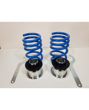 Bilstein Adjustable Shock and Spring Kit Suspension System Ford Mustang