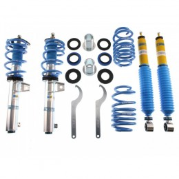 Bilstein Adjustable Shock and Spring Kit Suspension System Ford Mustang