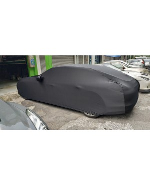 ULTIMATE PREMIUM VELVET SATIN STRETCH CAR COVER PORSCHE PANAMERA