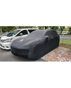 ULTIMATE PREMIUM VELVET SATIN STRETCH CAR COVER PORSCHE CAYENNE