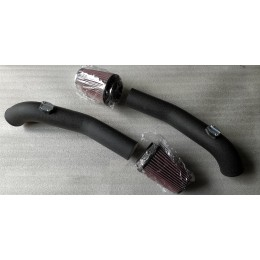 Air Intake Pipe Kit Nissan GTR R35 Black