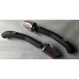 Air Intake Pipe Kit Nissan GTR R35 Black