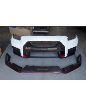 NISMO 2017 GTR R35 Front Bumper