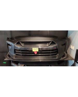 Top Secret MY17 2017 Front Bumper Nissan GTR R35