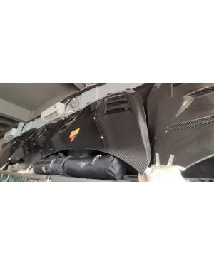 Top Secret MY17 2017 Aero Front Bonnet Nissan GTR R35