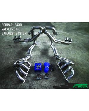 Ferrari F430 Valvetronic Exhaust System
