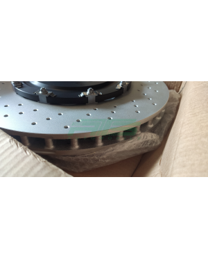 Brembo Rotor Disc Brake 380mm Nissan GTR R35